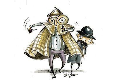 Sherlock holmes detective prive page 9 - Dessin de sherlock holmes ...