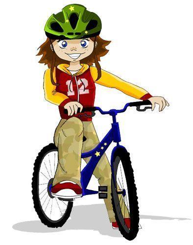 Randonnee en velo page 5 - Dessin cycliste humoristique ...