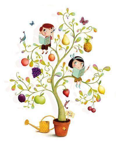 """Résultat de recherche d'images pour """"arbre dessin"""""""