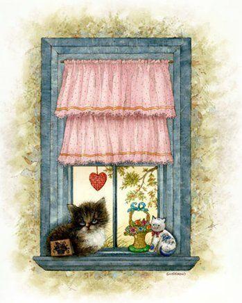 Fenêtres ouvertes sur la vie